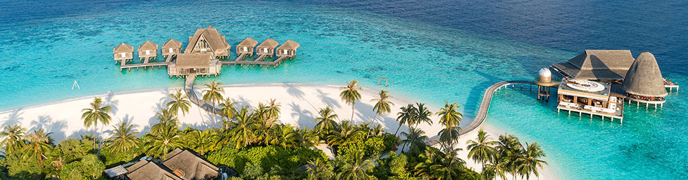 Anantara Kihavah Maldives Resort Maldive . Skorpion Travel ...